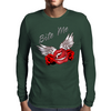 Bite me Vampkiss Wings 2 Mens Long Sleeve T-Shirt