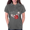 Bite me Vampkiss Wings Womens Polo