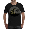 BLACK XMAS: Decorating the Christmas Tree by Rouble Rust Mens T-Shirt