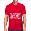 Blow Me Mens Polo