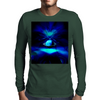 Blue planet Mens Long Sleeve T-Shirt