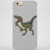 Blue the raptor Phone Case