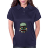 Boba Fett (white) Womens Polo