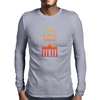 """I Am a Jelly Donut"" – Ich bin ein Berliner  Mens Long Sleeve T-Shirt"