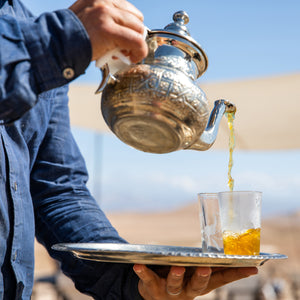 Traditional Moroccan Mint Tea Recipe