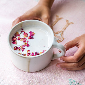 Indian Rose Garden Latte Recipe