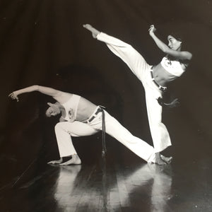 Capoeira Q+A with Julie Rothman
