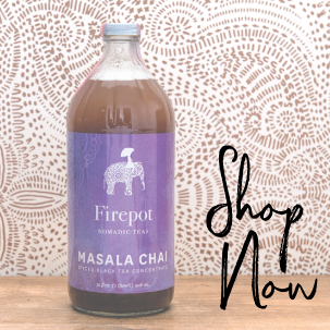 Shop Masala Chai Concentrate Now