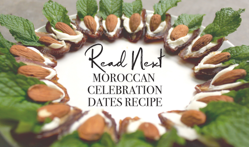 Read Next: Moroccan Celebration Dates Recipe