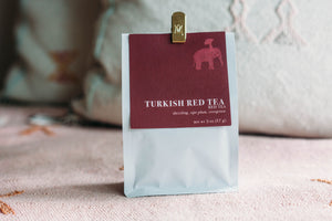 Turkish Red Tea