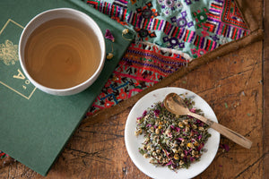 Indian Rose Garden Tea