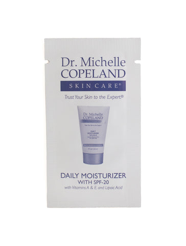 Daily Moisturizer with SPF-30 Sample