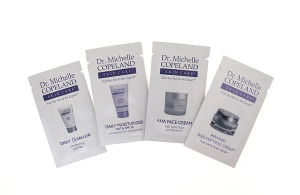 Dr. Copeland Skin Care Samples