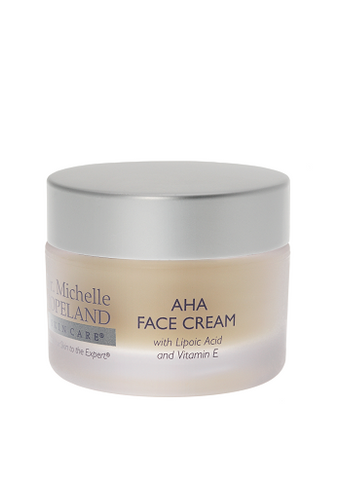 AHA Face Cream - 1 oz.