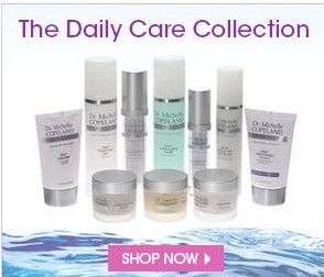 Enjoy free samples of our top selling skin care products