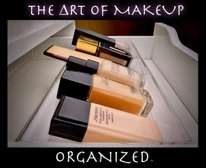The Art of Makeup Organized
