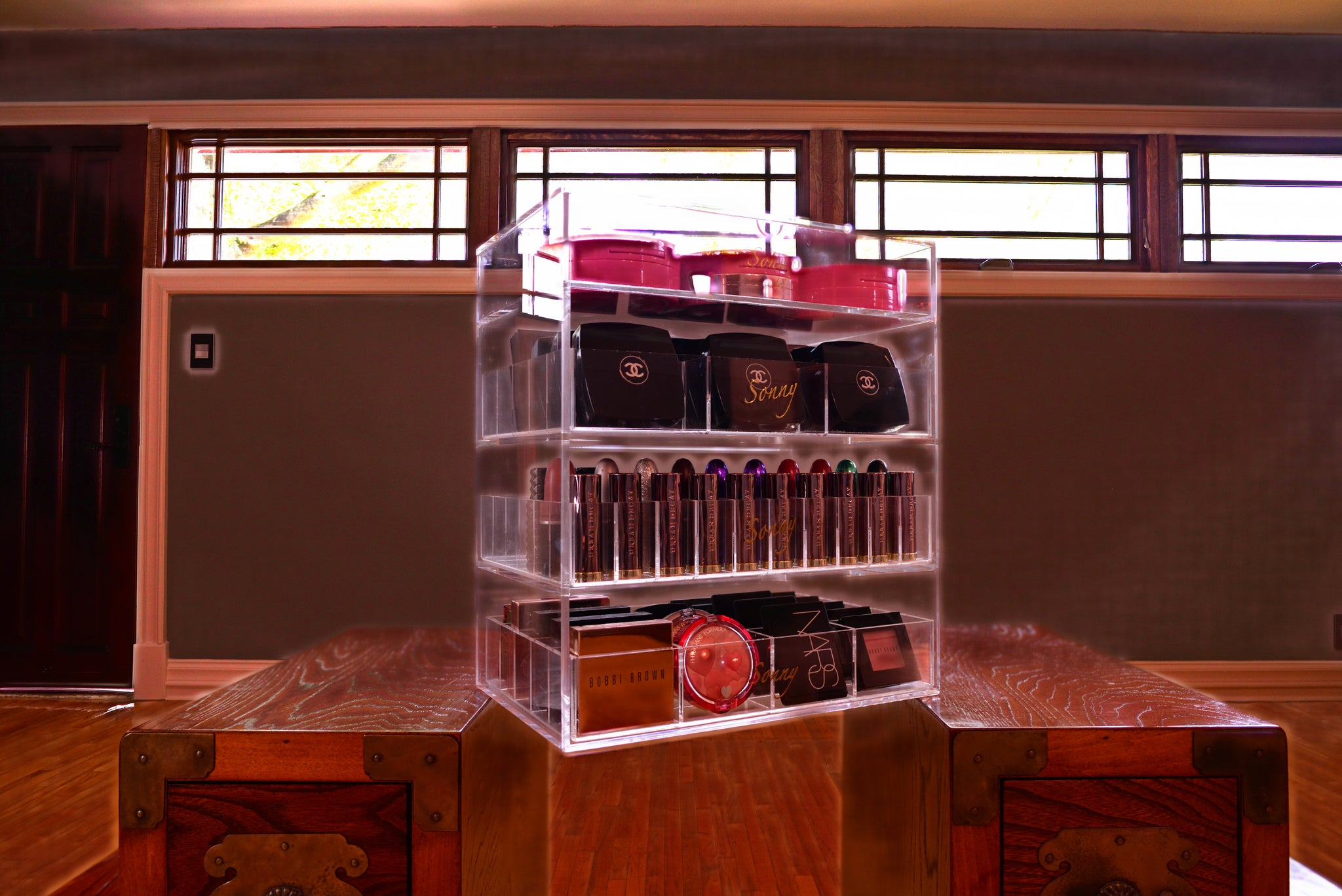 Alex Beauty Box  Organize and Display Cosmetics