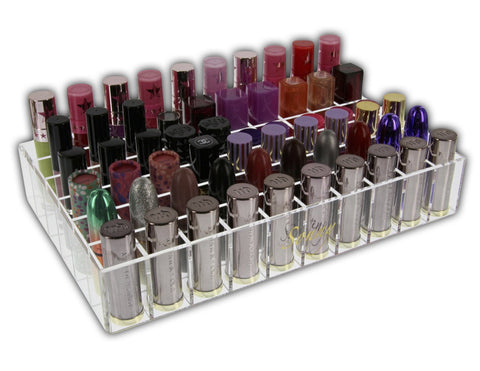 Best Makeup Organizer for the Ikea Alex 5 6 9 Pax Drawer Lipstick organizer Acrylic