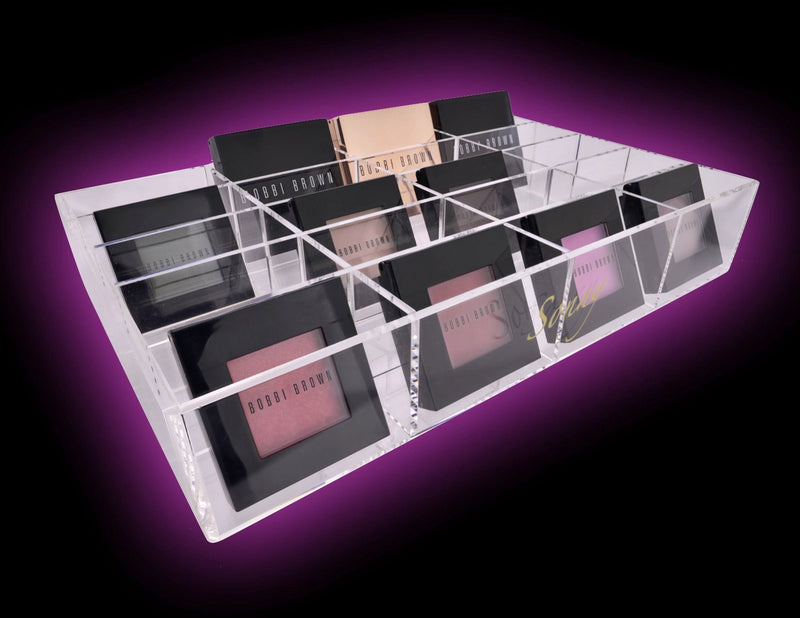 The Best Makeup Organizer for Ikea Alex 5 6 9 Drawer Set Ikea Pax organizer Sonny Cosmetics Impressions Vanity byalegory
