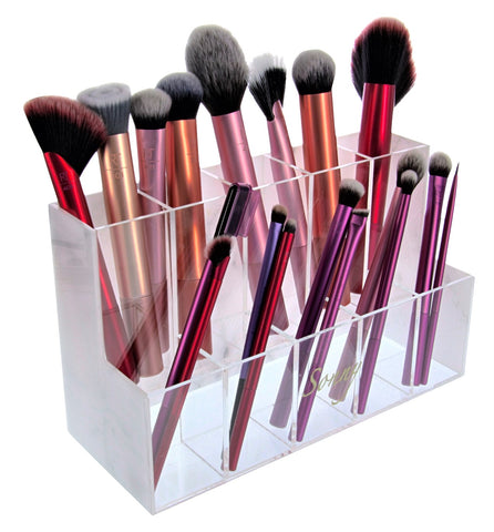 Gwyneth Makeup Brush Organizer