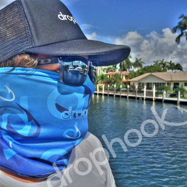 drophook masks - UV Protection & Anti-Microbial
