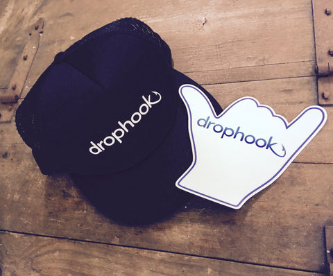 drophook Fishing Hats