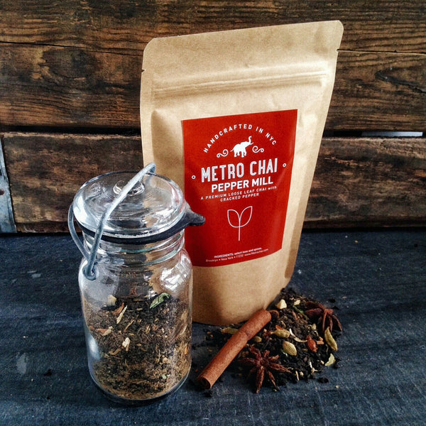 Metro Chai - Pepper Mill