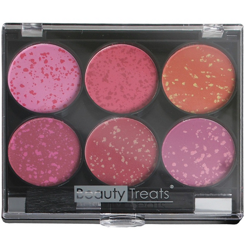 Beauty Treats Marble Blush Palette