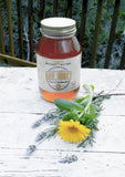 Sweet River Honey - Premium 48 oz. Glass Jar