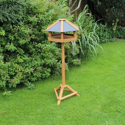 Bird Tables & Feed