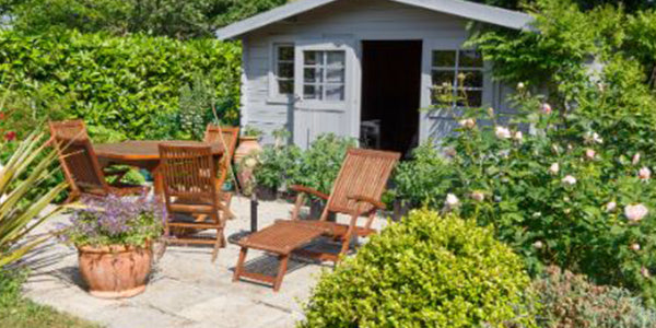 Garden Decor Furniture & Storage