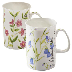 Price & Kensington 0043.007 Bone China Mug - Botanical Pkt 1