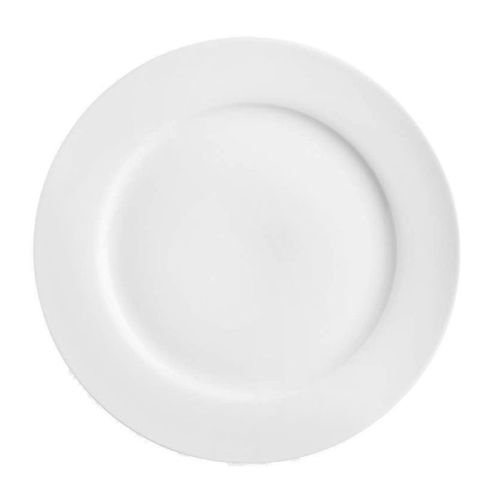 Price & Kensington 0059.404 Simplicity White Side Plate 19cm