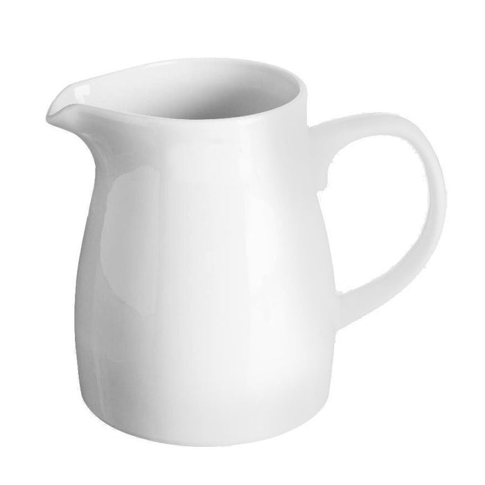 Price & Kensington 0059.429 Simplicity White Jug 620ml