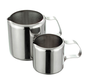 Sunnex Stainless Steel Milk Jug - Various Sizes