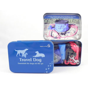Apples to Pears 101222 Travel Dog Set In A Tin