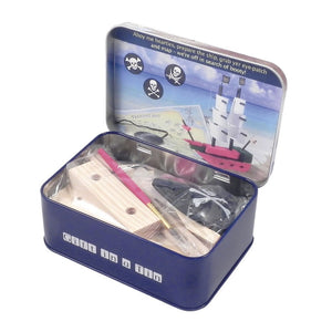 Apples to Pears 101263 Pirate Ship In A Tin