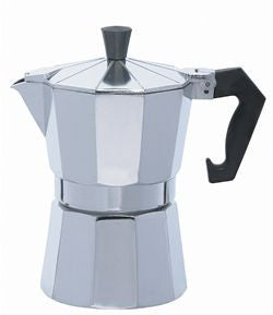 Kitchencraft ital 3cup Italian expresso coffee maker 3 cup