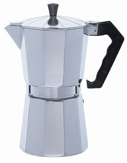 Kitchencraft ital 9cup Italian expresso coffee maker 9 cup