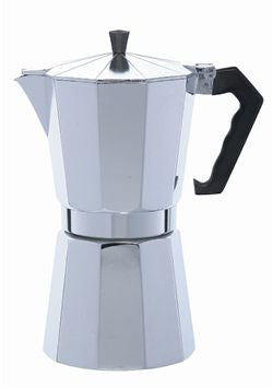 Kitchencraft ital12cup Italian expresso coffee maker 12 cup