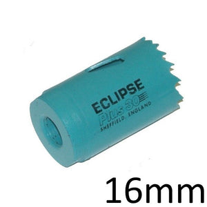 Eclipse Plus 30 HSS Holesaws - Various Sizes