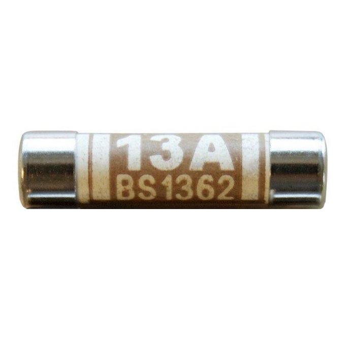 Plug Fuses 13amp Pack of 4