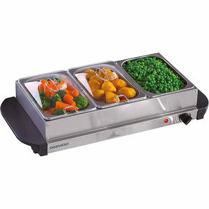 Daewoo SDA1199 Buffet Server Stainless Steel 200w
