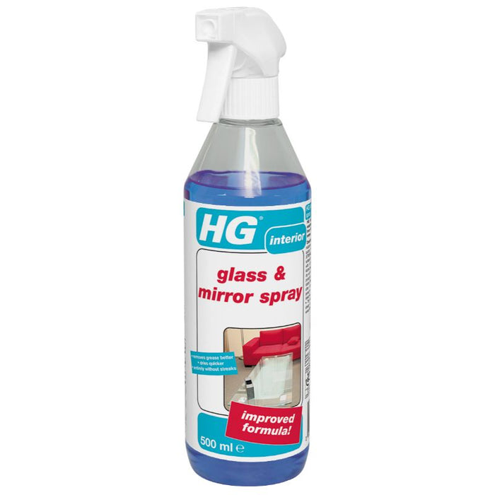 HG 142050106 Interior Glass & Mirror Cleaner 500ml