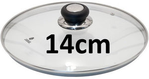 Judge Vista Glass Saucepan Lids
