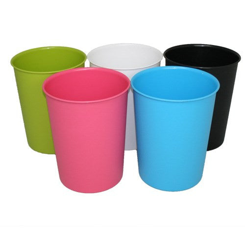JVL 15-223 Vibrance Waste Paper Bin - Various Colours