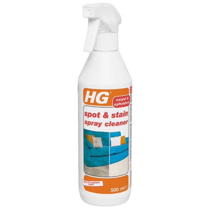 HG 152050106 Carpet & Upholstery Spot & Stain Spray Cleaner 500ml