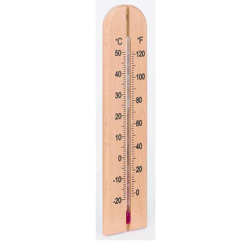 Gardener's Mate 16010 Wooden Thermometer