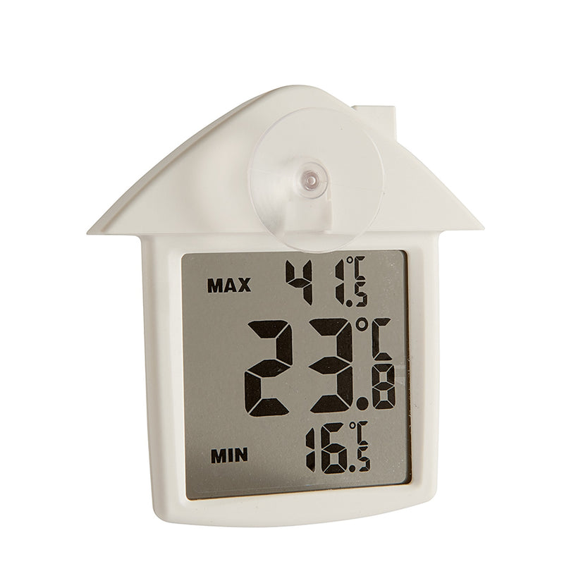 Gardeners Mate 16031 Digitial Window Thermometer