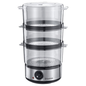 Russell Hobbs 14453 Kitchen Collection Compact Steamer 3 Tier